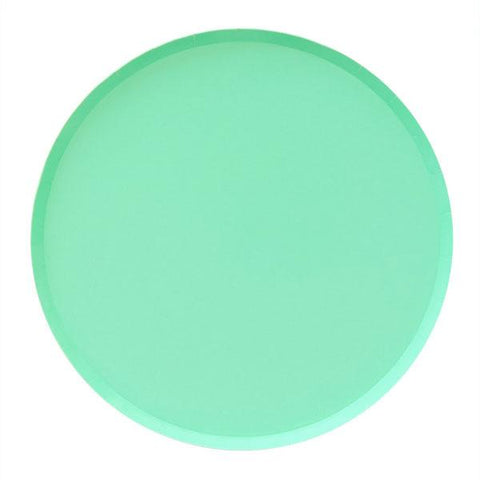 Mint Green Plate (large)