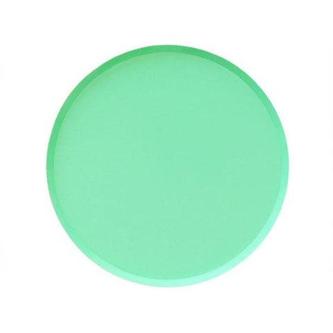Mint Green Plate (small)