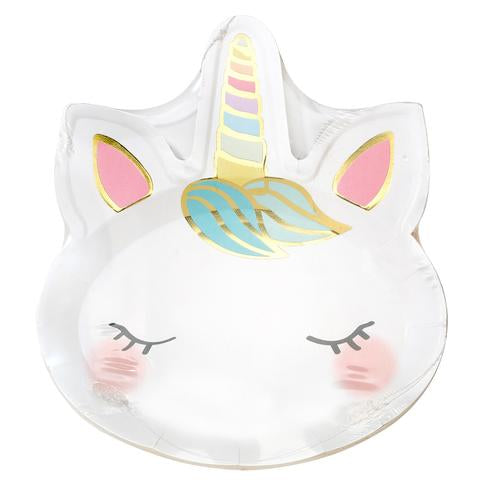 we heart unicorn face plates