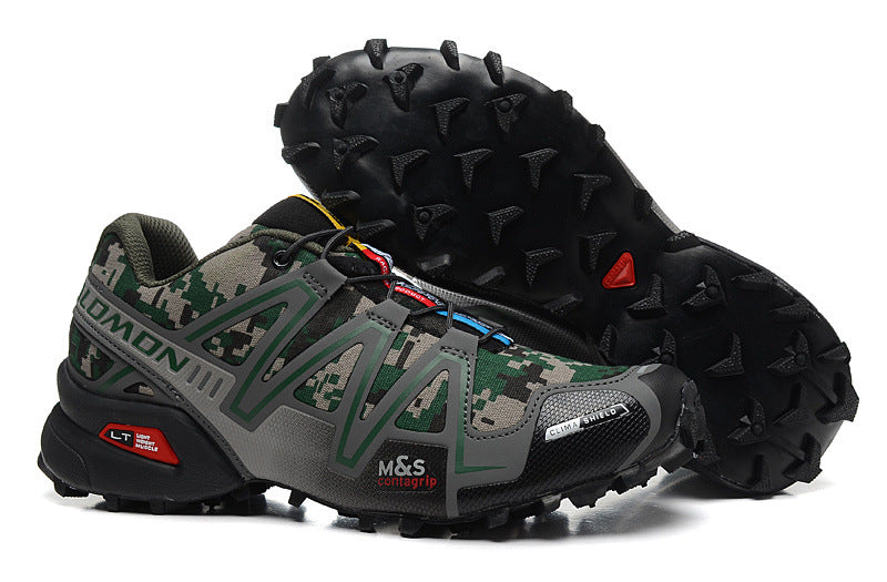 Hot Selling Professional Outdoor Shoes for Men