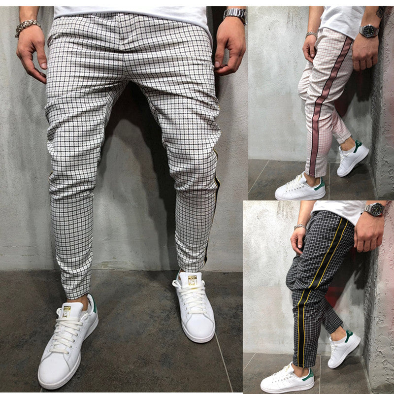 2019 Men's Casual Trousers
