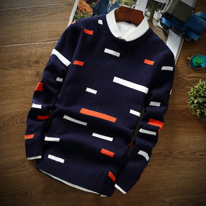 Fashion Cashmere Sweater for Men