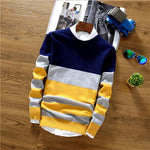 Men's Autumn Fashion Urban Casual Sweaters (3 colors)