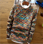 Men's New Knitted Sweater (3 Colors)