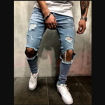 Fashion Ripped Jeans (3 colors)