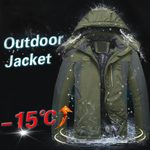 Plus Size  Winter  Waterproof Windproof Jacket