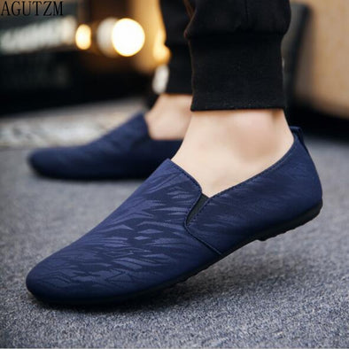 Men Casual Loafers Breathable Light Shoes