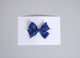 Simply Ellie Small Cobalt Blue Ribbon Bow