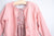 Wheat Kids Light Pink Knit Cardigan