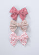 Simply Ellie Tis' The Season Cotton Bow