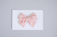 Simply Ellie Solid Blush Bow