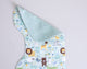 Simply Ellie Flannel Sweet Baby Boy Burp Cloth