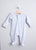 Magnetic Me Blue Doeskin Layette