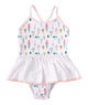 Charming Mary's Treats Skirted Swimsuit
