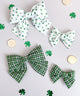 Simply Ellie Large Shamrock Bow
