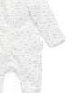 Purebaby 2-Pack Meadow Print Growsuit