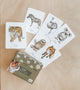 Modern Monty Animals Snap and Go Fish Card Game