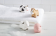 Mud Pie Farm Animal Bath Toy Set