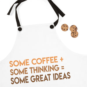 Some Coffee + Some Thinking = Some Great Ideas
