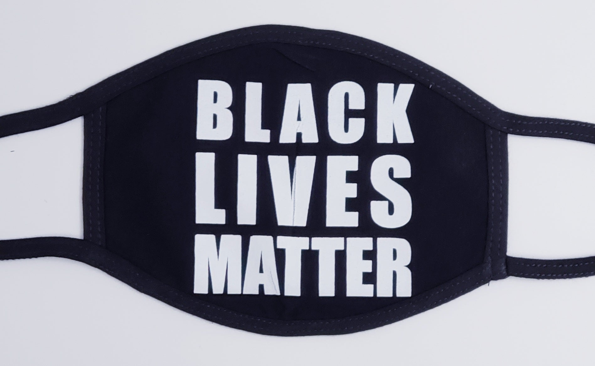 Face Mask Covering: Black Lives Matter