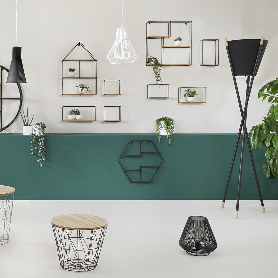HEXA - WALL SHELF