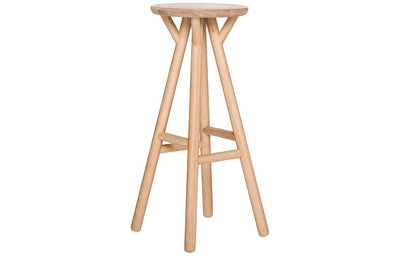 PICCOLO - BAR STOOL - NATURAL