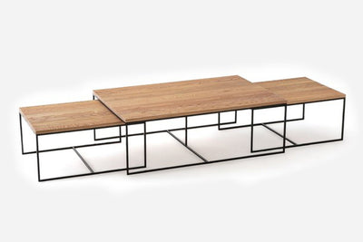 ARENZA - COFFEE TABLE - L