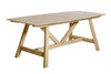 MEGAN - DINING TABLE - L