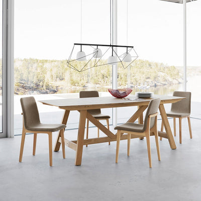 MEGAN - DINING TABLE - S