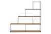 CONTEMPO - STAIRS BOOKCASE