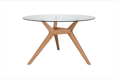 TRIPOD - ROUND DINING TABLE