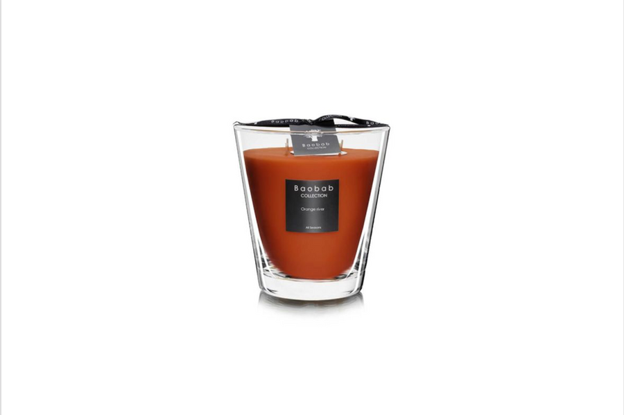 ORANGE RIVER - CANDLE