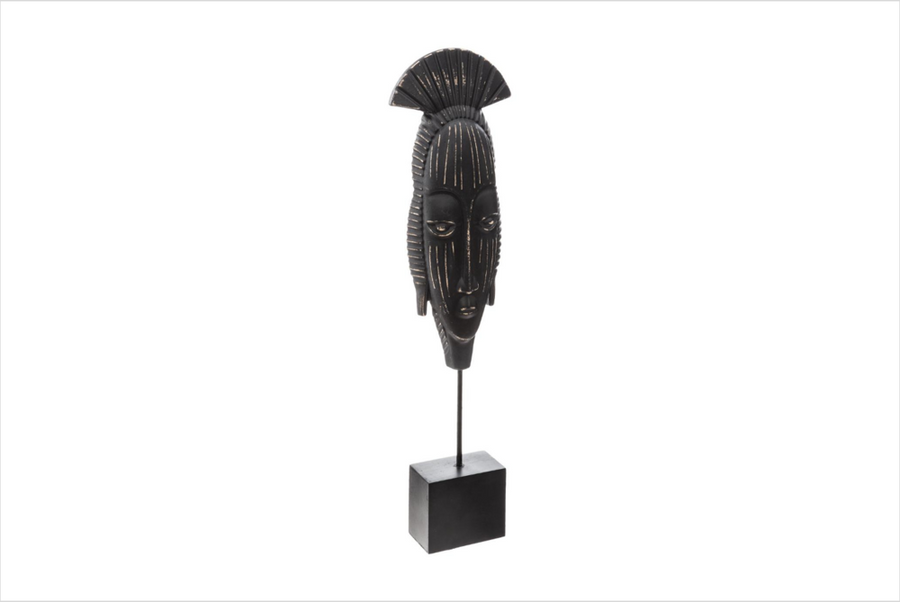 AFRICAN MASK - DECORATIVE