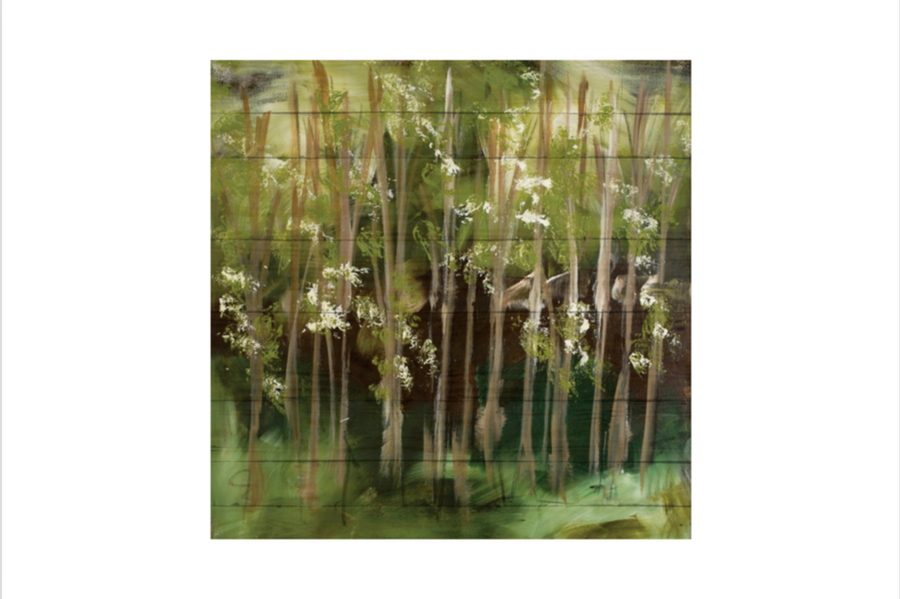 FOREST - PAINTING