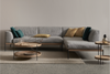 DEPARTMENT - LONG CORNER SOFA
