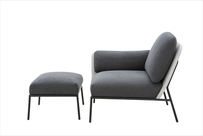 CARBONO 220 - LOUNGE CHAIR