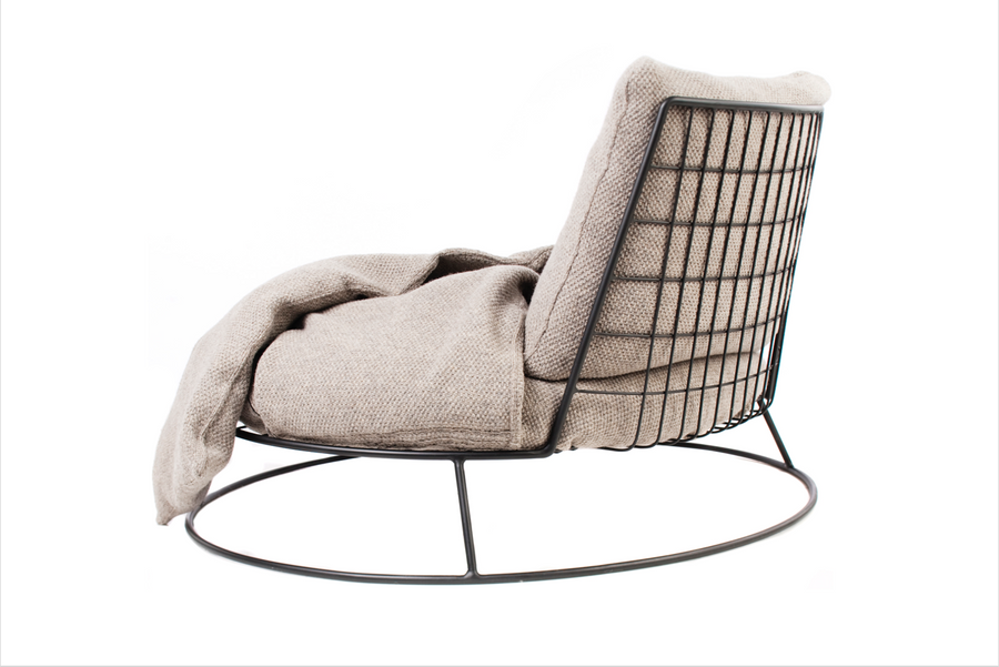 CARBONO 26 - LOUNGE CHAIR