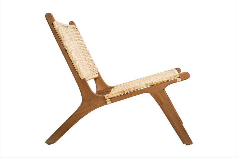 TIMOR - LOUNGE CHAIR