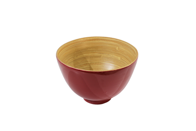 SCARLET BOWL - RED