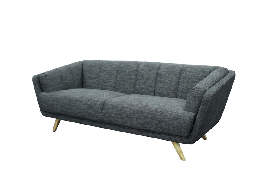 DAISY - SOFA 3S - DARK GREY