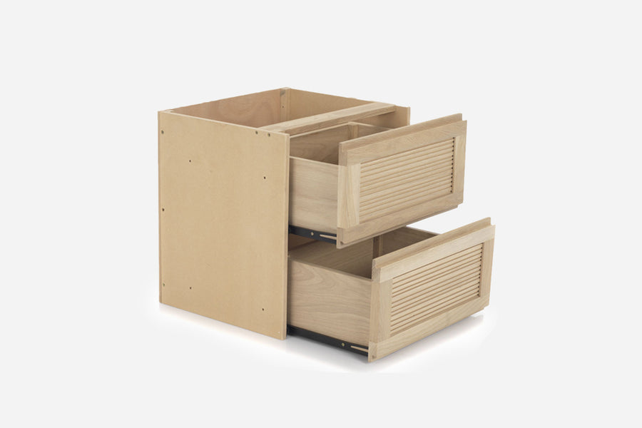 TASSIA - 2 DRAWERS S - NATURAL