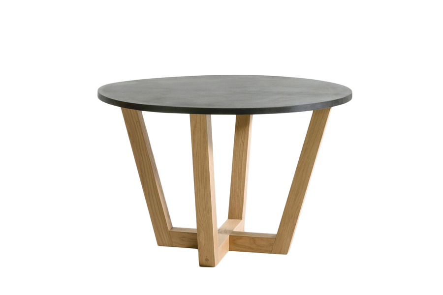 REVERSO - ROUND DINING TABLE