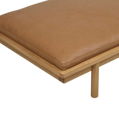PENSIVE - DAY BED - WALNUT