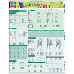 Medical Math Reference Guide