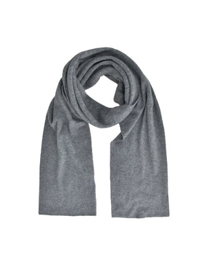 Classic Cashmere Scarf_Deep Grey