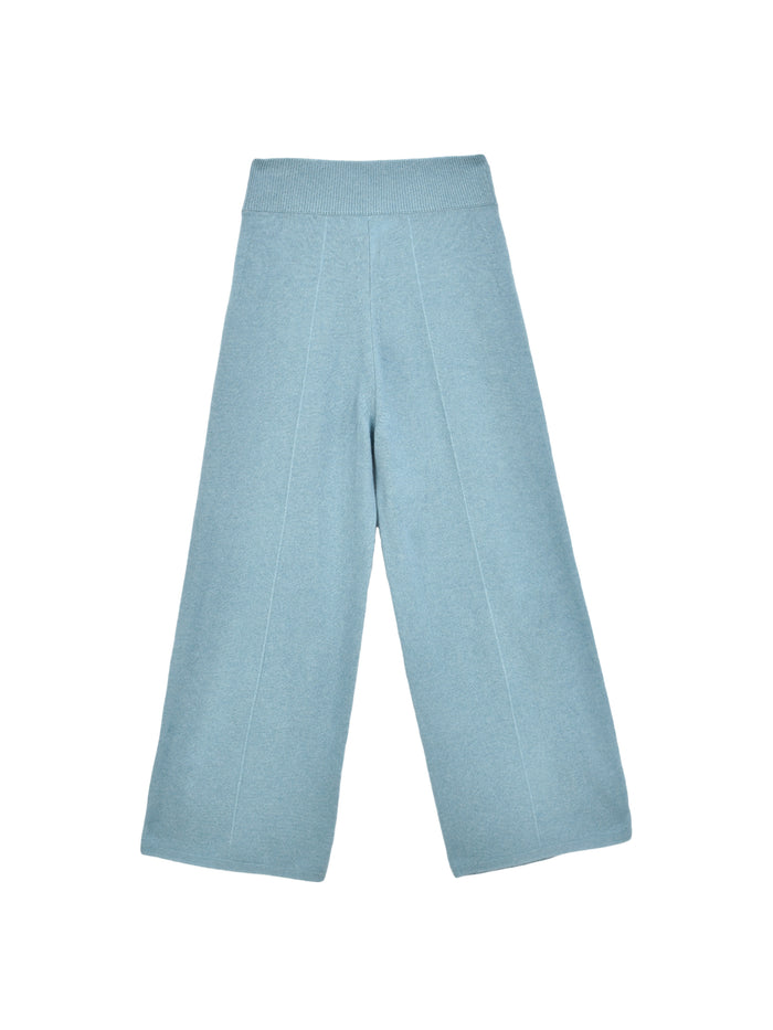 Loose Fit Pants_Steel Blue