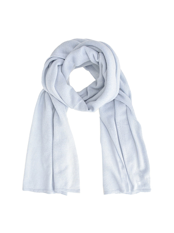 Oversized Scarf_Baby Blue