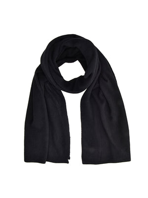 Oversized Scarf_Black