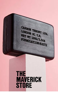 Carbon Theory Charcoal Soap, Moisturiser & Face Mask