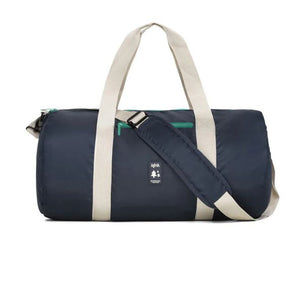Lefrik Retro Sports Bag made from Recycled Plastic Bottles